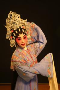Cantonese opera lady
